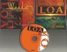 LIFE OF AGONY Weeds 1997 USA PROMO Radio DJ CD Single  MINT RRPROMO 293