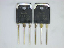 2SA1106 SANKEN  Transistor 2 pcs