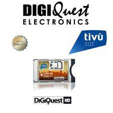 HD CAM TIVUSAT DIGIQUEST 4K (nessuna carta) – Nuovo di Zecca