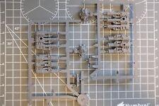 Warhammer 40k - Space Marines Land Raider Crusader/Redeemer Hurricane Bolters