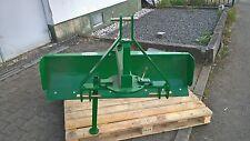 Planierschild Wegehobel Erd- Schneeschild Traktor 1,20-2,0m stabil Gräder Neu BB