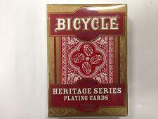 "2 Decks Bicycle Heritage ""Pedal "" playing cards"