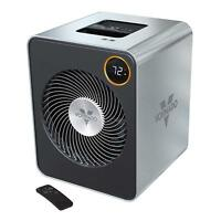 Vornado VMH600 Stainless Steel Space Heater with Auto Climate Control & Remote