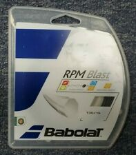 Babolat RPM Blast 16 Gauge 1.30mm Tennis String Black