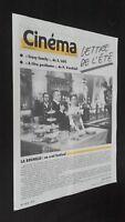 Revista Semanal Cinema Semana de La 16A 22 Julio 1986 N º 363 Buen Estado
