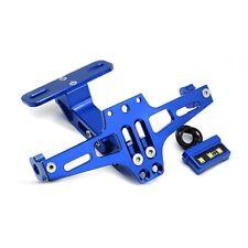 Kennzeichenhalter / Nummernschildhalter für Honda NC 750 S / X NH2 blau