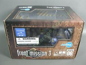 ARTFX Squaresoft Front Mission 3 Series 6 I.N. Corps-Panzer Video Game Figure NR