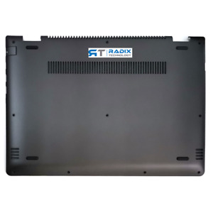 "For Lenovo Yoga 510-14AST 510-14IKB 510-14ISK 14"" Bottom Base Case Cover Black"