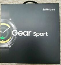 Brand New Samsung Galaxy Gear Sport SM-R600 Bluetooth Fitness Smart Watch  Black
