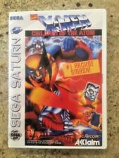 Replacement Case (NO GAME!) X-Men Children Of The Atom - Sega Saturn