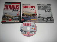 AIRBUS FLEET Pc Cd Rom Add-On Flight Simulator Sim X 2002 2004 FSX FS2002 FS2004