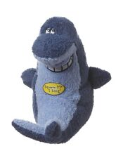 Deedle Dudes Shark Toy for Dog plush toy sings the Deedle Dudes theme song