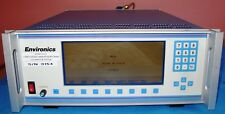 Environics S-9100 Computerized Ambient Monitoring Calibration System 2003