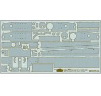 Tamiya 12647 1/35 Scale German Zimmerit Coating Sheet for 1/35 scale Tiger I F/S