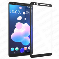 Tempered Glass Screen Protector Film Guard Protection for HTC U12 Plus