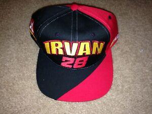 Vintage Texaco Havoline NASCAR Ernie Irvan Racing Snapback hat NWT