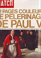 Paris Match 771 - 18/01/1964