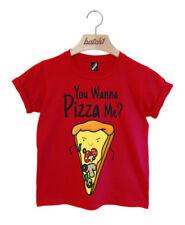 Magliette, maglie e camicie rossi per bambini dai 2 ai 16 anni dal Regno Unito