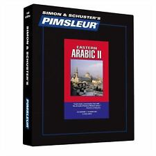 Pimsleur Arabic (Eastern) Level 2 CD: Learn to Speak and Understand Eastern Arab