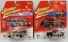Johnny Lightning The Partridge Family Bus