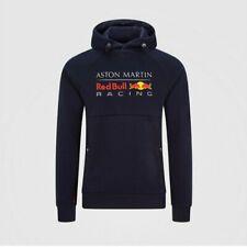 Aston Martin Red Bull Racing Large Logo Hoodie Navy Official Sweatshirt
