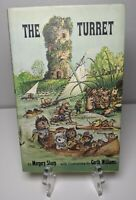 Margery Sharp Garth Williams THE TURRET 1st First Edition 1963 Rescuers Brown