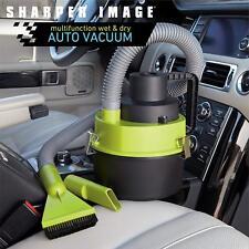 Sharper Image Portable Multi-Function Wet & Dry Auto Car Vacuum 1006263