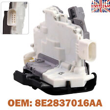 Front Right Driver Side Door Lock Mechanism Actuator 8E2837016AA For AUDI A3 A6