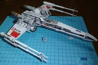 Paper Model Kit Film Star Wars Incom T-65 X-wing Starfighter Handcraft