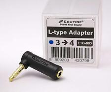 EDUTIGE ETG-003 – 3-Pole to 4-Pole Microphone Adapter