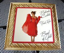 "BELINDA CARLISLE, Freda Payne, orig 1982 LP press, ""Band of Gold"",  THE Go-Go's"