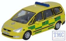76FG002 Oxford Diecast 1:76 Scale OO Gauge Ford Galaxy London Ambulance Service