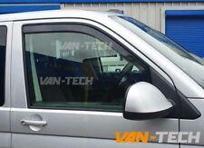 VW Transporter T6 T6.1 Side Wind Deflectors 2 piece set