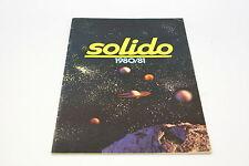 Catalogo - Solido - 1980 81