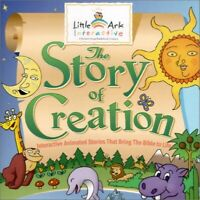 The Story of Creation - Little Ark Interactive - Book - 1997-01-01 Very Good