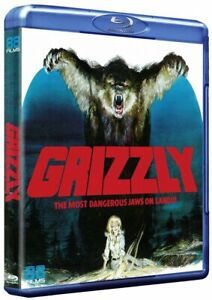 Grizzly  blu ray  Brand new and sealed Region B 88  films