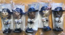 Five Fotoball 2002 KF Holdings Baseball Stars Bobble Heads (Unopened Packs)