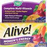Alive Femmes Énergie Multi-Vitamines avec Haut puissance B-Complex 50 Comprimés