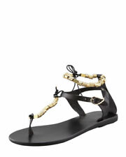 Ancient Greek Sandals 100% Leather Buckle Sandals for Women
