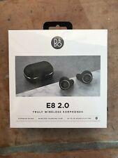 NEW Bang & Olufsen Beoplay E8 2.0 True Wireless Earphones Qi Charging, Black