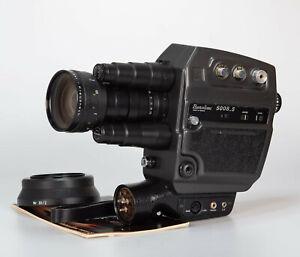 Beaulieu 5008 S // Schneider Optivaron 1.8 6-66mm // Super 8