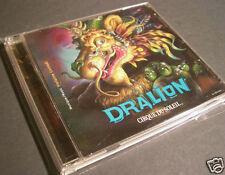 CIRQUE DU SOLEIL Music CD of DRALION Production