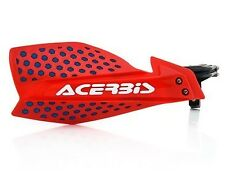 NEW ACERBIS X-ULTIMATE RED BLUE HANDGUARDS HONDA CRF250 CRF450 CR125 CR250