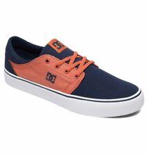 Tg 42 - Scarpe Uomo Skate DC Shoes Trase TX Indigo Sneakers Schuhe 2019