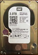 Western Digital WD3001FAEX 3TB WD SATA 7200RPM 64MB 3.5IN 6GBS Hard Drive