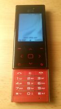 LG Chocolate BL20 - Black (Unlocked) Mobile Phone Faulty