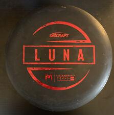Paul Mcbeth Misprint Luna Max Weight 9/10