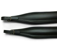 More details for accordion straps + back strap deluxe genuine italian leather 307/a made in italy
