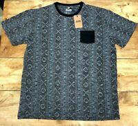 Mens Premier Man Burgundy Mock Shirt Cotton Jumper Size Small 36//38 Chest