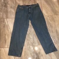 Calvin Klein  MENS 40 X 30 JEANS Distressed